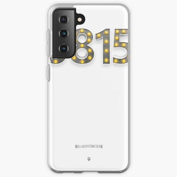 0815 - Alles andere als  Nullachtfünfzehn! Samsung Galaxy Flexible Hülle