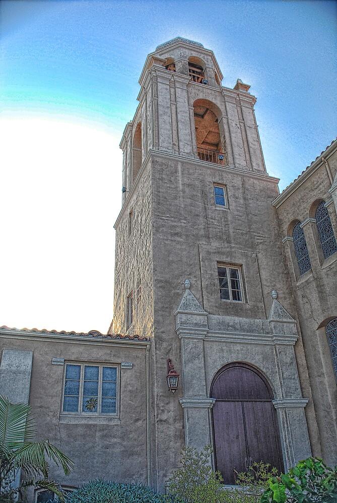 Sun Church by jef ros