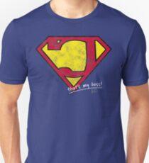 Jesus my super hero! T-Shirt