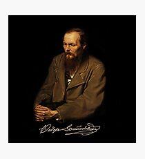 Fyodor Dostoyevsky Photographic Print