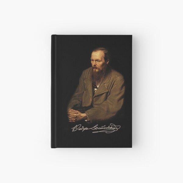 Fyodor Dostoyevsky Hardcover Journal