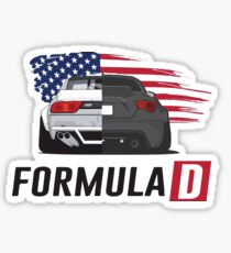 Formula Drift Sticker