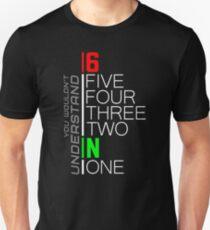 1N23456  Unisex T-Shirt
