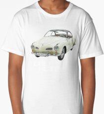 Car Classic Retro Tshirt Sportscar Long T-Shirt