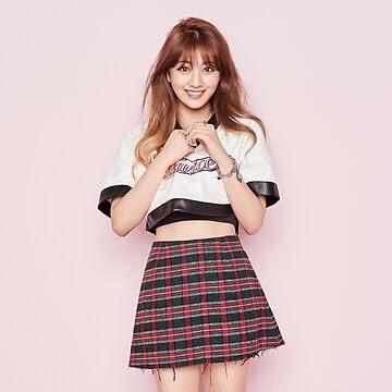 Cute Jihyo TWICE KPOP by lostmynerve