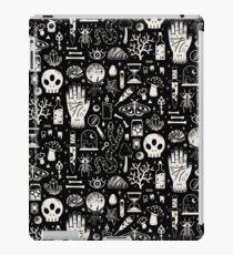 Vinilo o funda para iPad Curiosidades: hueso negro
