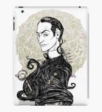 Sherlock Holmes - Consulting Detective iPad Case/Skin