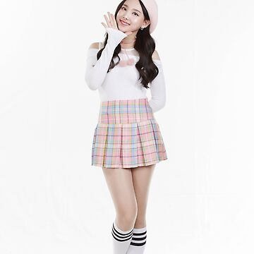 Cute Nayeon TWICE Kpop by lostmynerve
