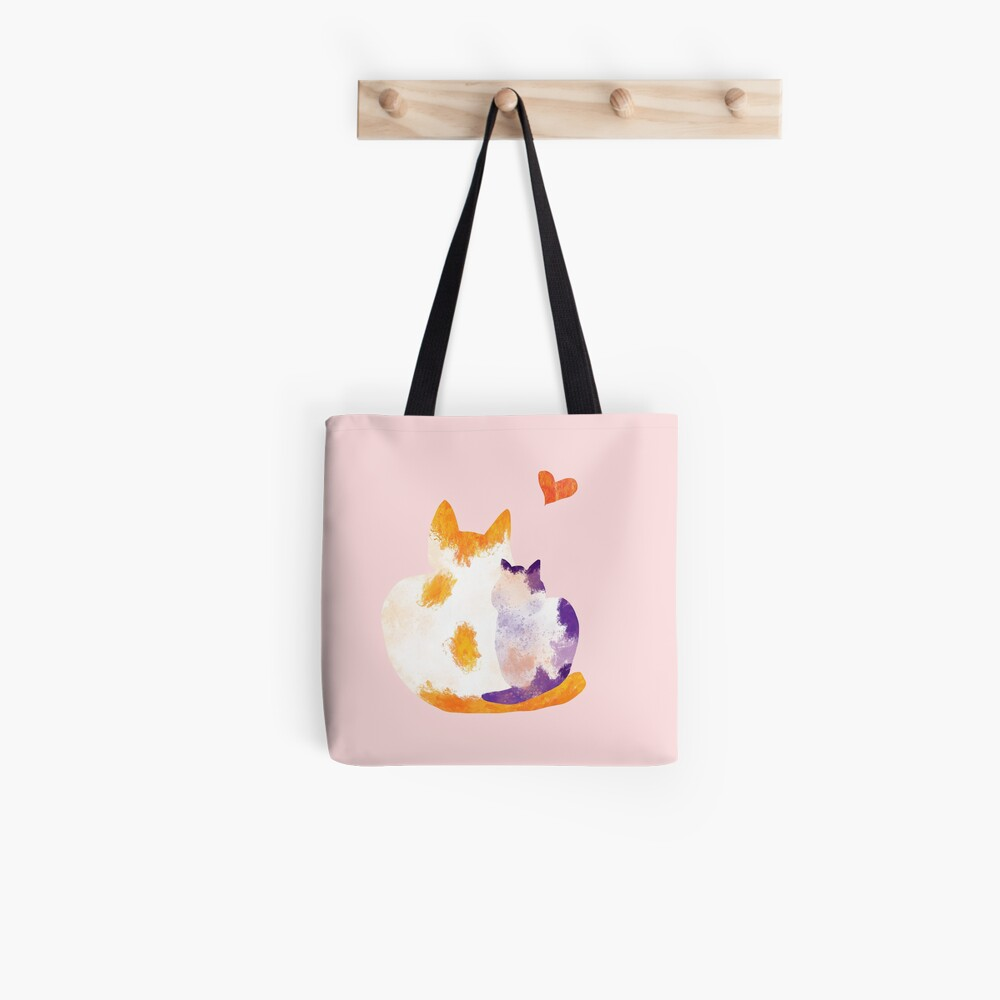 Lovely Cats Tote Bag