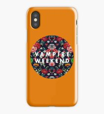 Vampire Weekend Mirrored iPhone Case/Skin