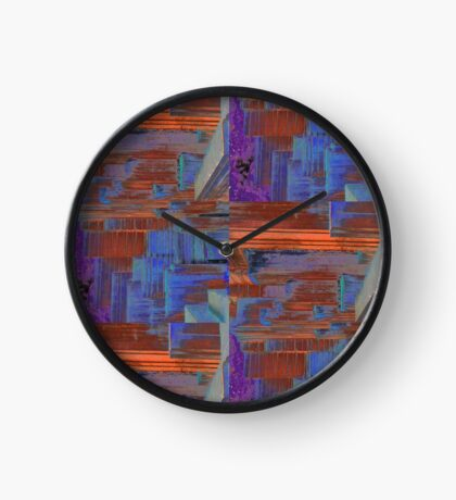 Abstract for Mr. Ellis Clock