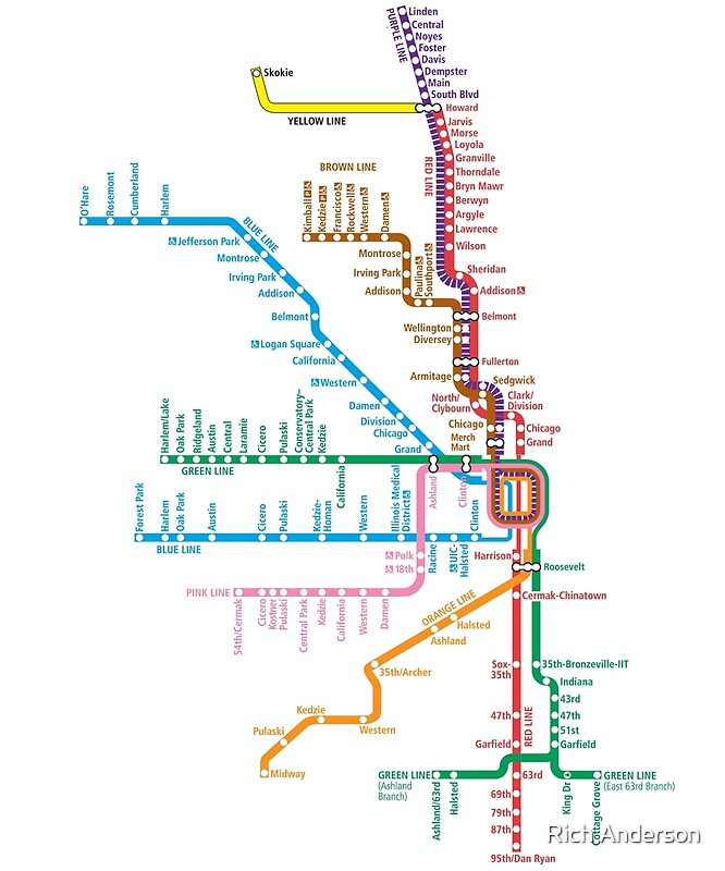 Chicago Trains Map | Art Print on green line, the loop, pink line, chicago belmont map, los angeles metro orange line map, chicago on map, downtown chicago map, red line, chicago metra map, chicago cta map, jackson/state, cta lines map, orange line, chicago logan square map, chicago california map, clark/lake, chicago elevated train map, purple line, red line map, chicago red line train routes, brown line, union station, chicago points of interest map, chicago area school district map, chicago world's fair map, pink line map, chicago city map, chicago zip map, chicago neighborhood map, forest park, chicago transit authority, yellow line,