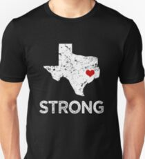 Houston Strong Shirt, Hurricane Harvey Unisex T-Shirt