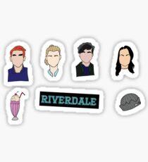 Riverdale Stickers  Sticker