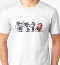 Kuroshitsuji Chibi Unisex T-Shirt
