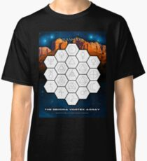 Bashar: Sedona Vortex Array Classic T-Shirt