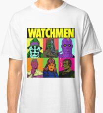 Watchmen Pop Art Classic T-Shirt