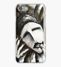 En el espejo iPhone Case/Skin