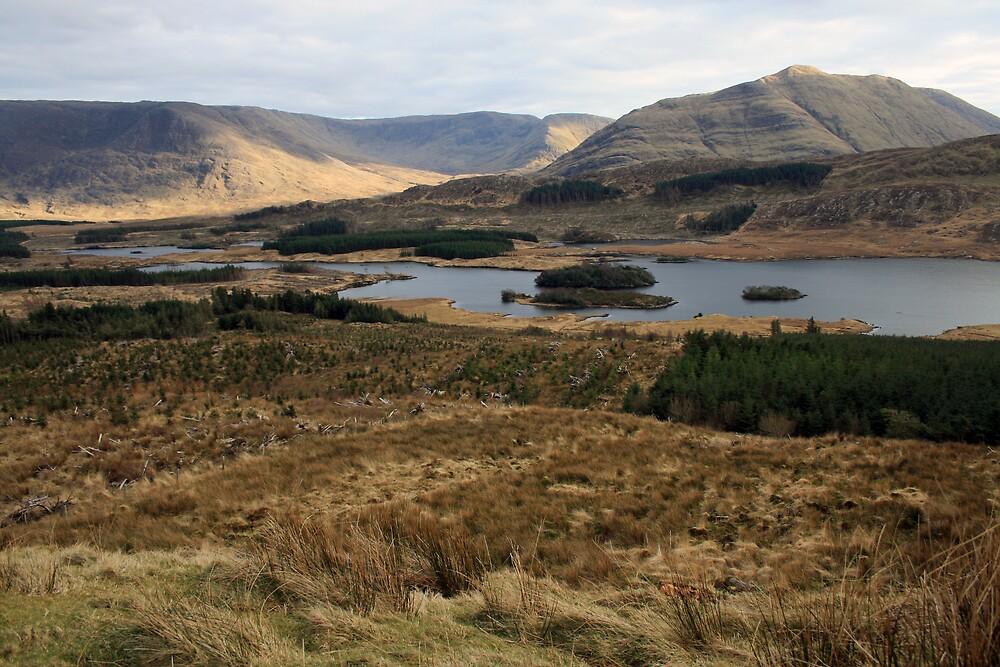 Beautiful Mayo countryside by John Quinn