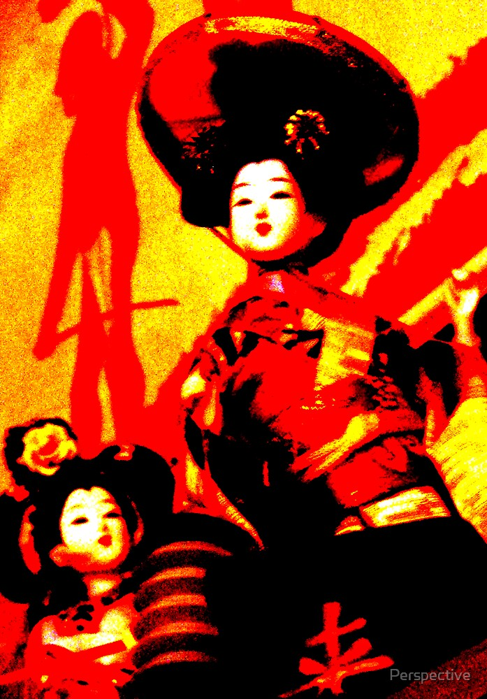Geisha  by Perspective