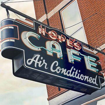 Hope's Cafe by van1021
