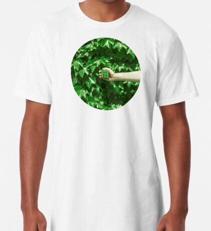 Grüne Träume Longshirt
