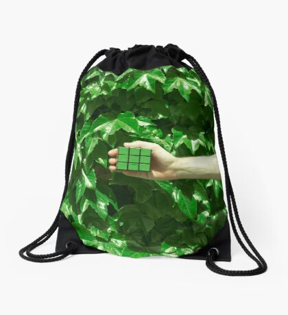 Grüne Träume Turnbeutel