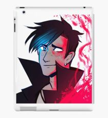 Ghost JD iPad Case/Skin
