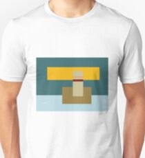 4am To The Lighthouse, novel by Viginia Woolf T-Shirt