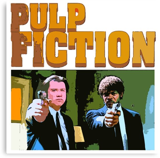 pulp fiction by oryan80