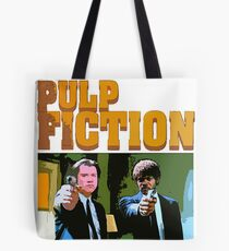 pulp fiction Tote Bag