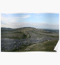 Mullaghmore view Poster