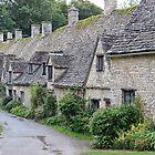 Bibury - Cotswolds - England by Arie Koene