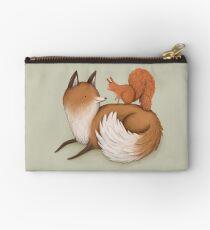Fuchs & Eichhörnchen Täschchen