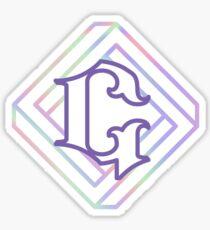 Gfriend logo Sticker