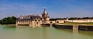Chateau de Chantilly by John Velocci