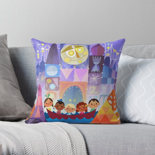 little word afterall. Throw Pillow