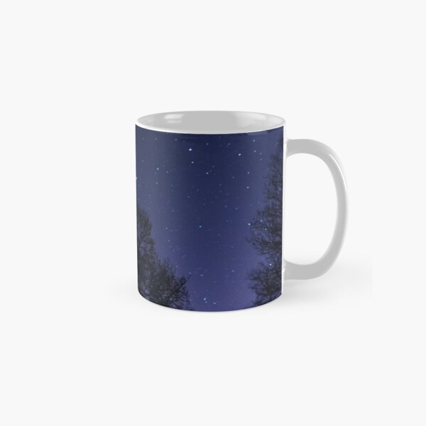 Stars at Mosshouse Reservoir Classic Mug