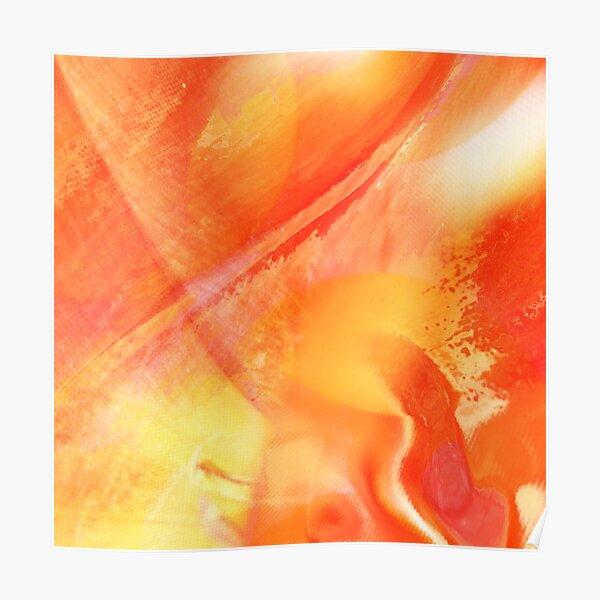 abstrakte Textur 2017 003 Poster
