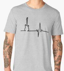 Strat heart Men's Premium T-Shirt