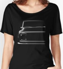 Chevy C-10 Pickup, black shirt Relaxed Fit T-Shirt