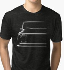 Chevy C-10 Pickup, black shirt Tri-blend T-Shirt