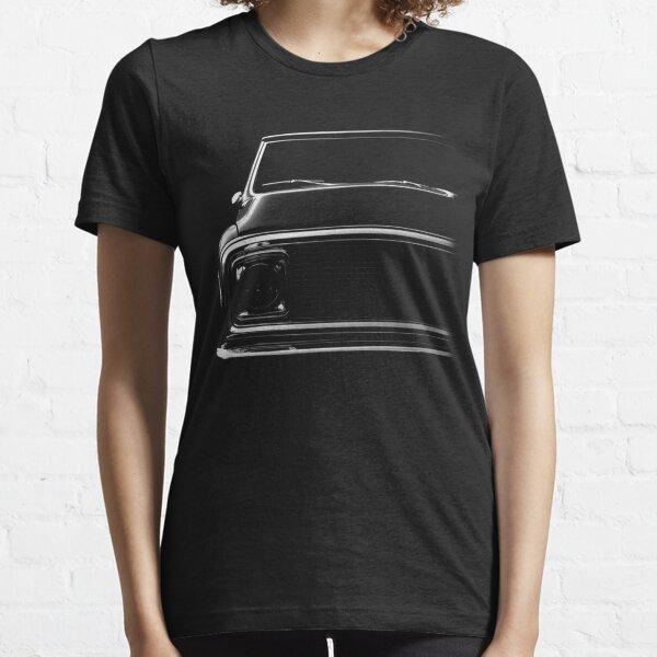 Chevy C-10 Pickup, black shirt Essential T-Shirt