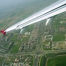 Top View of Bangalore, India by sabbysingh