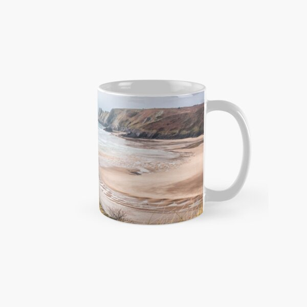 Three Cliffs Classic Mug