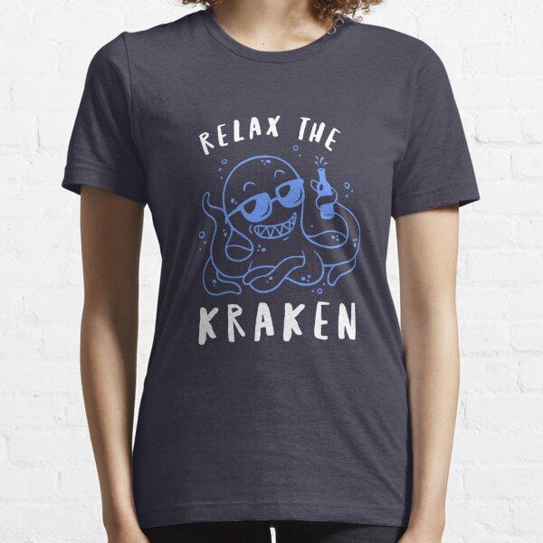 Relax The Kraken Camiseta esencial