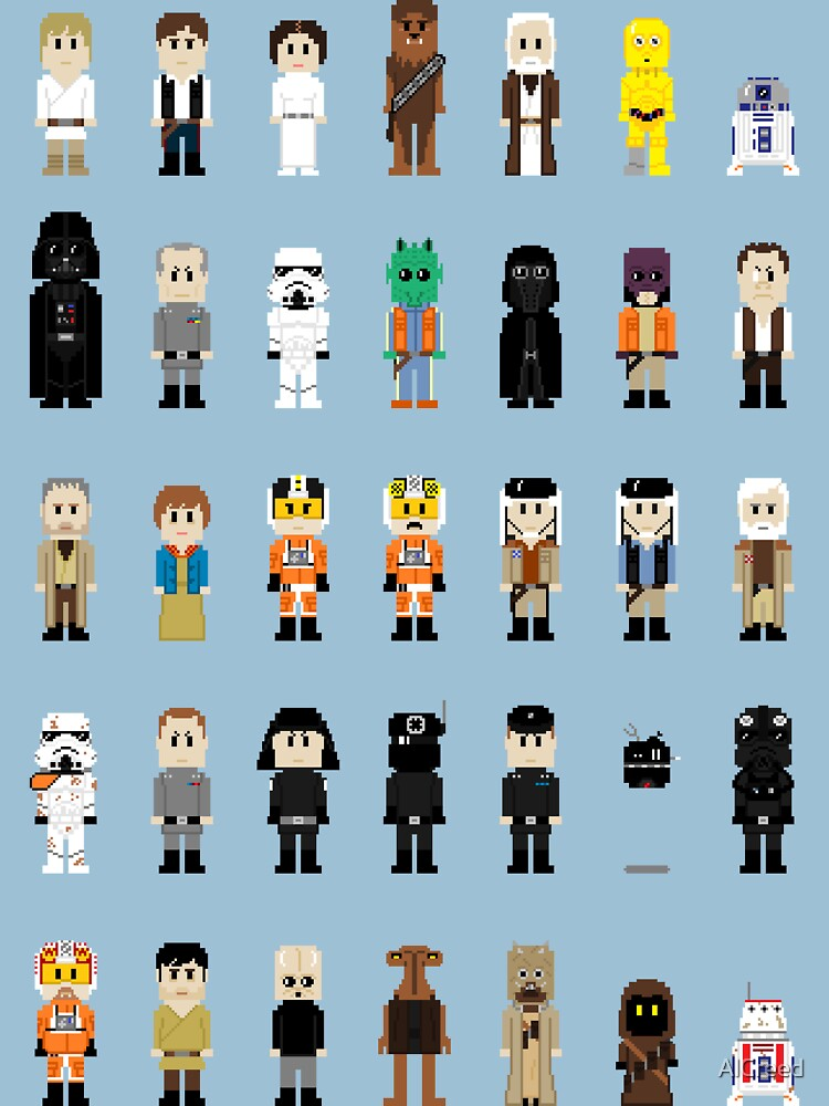 8-Bit SW by AlCreed