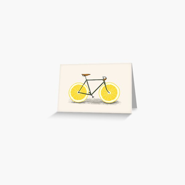 Zest Greeting Card