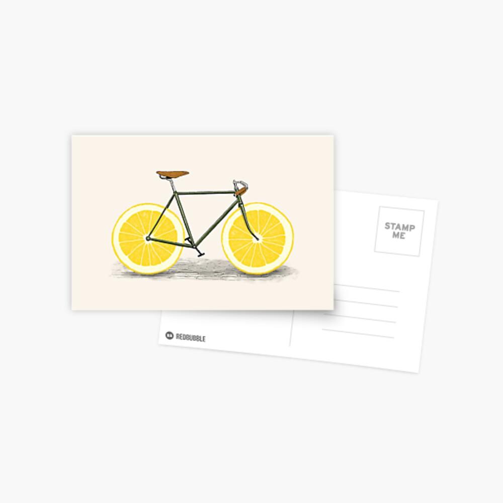 Zest Postcard