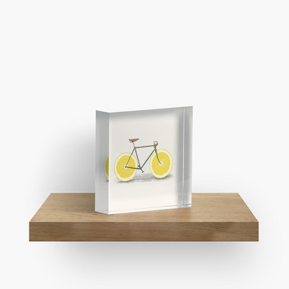 Zest Acrylic Block